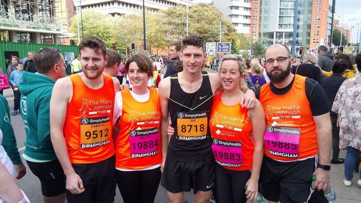 Harry johnson Runners image
