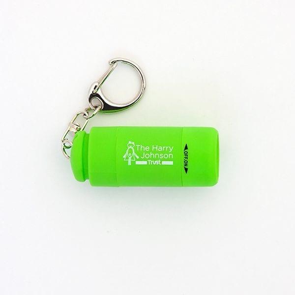 Harry Johnson Trust USB Torch