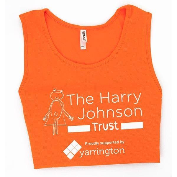 Harry Johnson Trust Running Vest