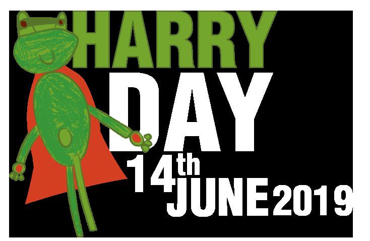 Harry Johnson Trust harry day logo
